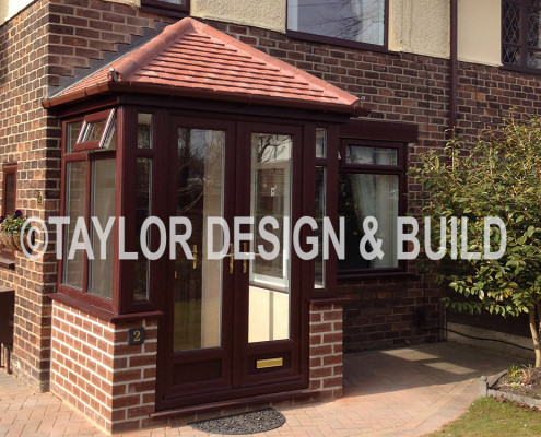 Taylor Design & Build in Stockport